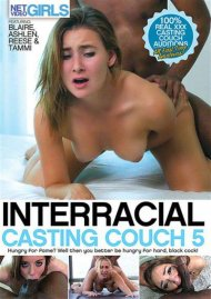 Interracial Casting Couch 5 image