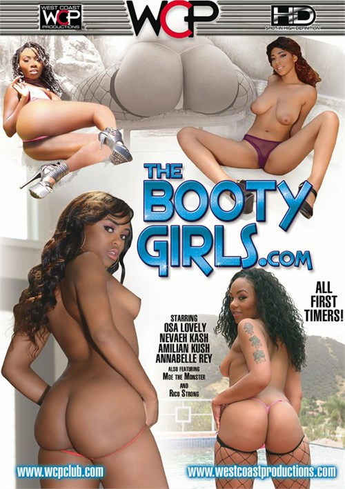 Booty Girls.com, The Boxcover
