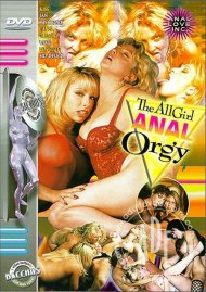 All Girl Anal Orgy, The Porn Video