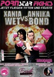 Pornstar Fight - Xania Wet vs. Annika Bond Porn Video