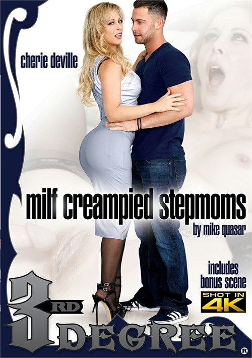 MILF Creampied Stepmoms