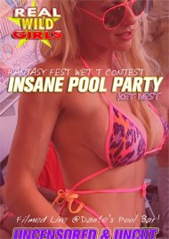 Insane Pool Party: Key West Porn Video