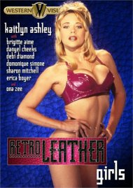 Retro Leather Girls Porn Video