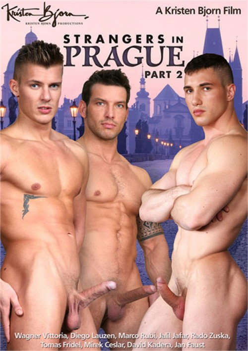 Strangers in Prague Part 2 Boxcover
