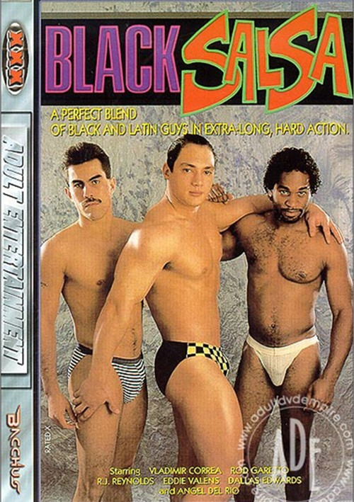 Black Salsa Boxcover