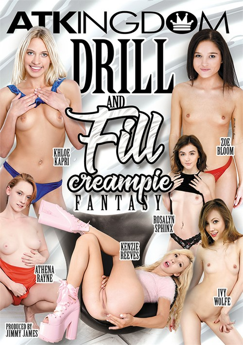 Drill And Fill Creampie Fantasy