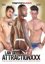 Law of Attraction XXX gay porn VOD from Trenton Ducati