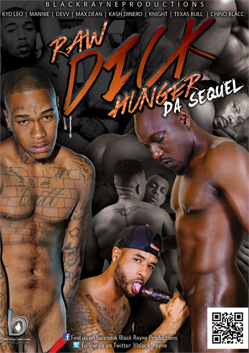 Raw Dick Hunger Da Sequel Boxcover