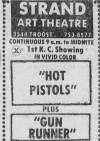 Hot Pistols Boxcover