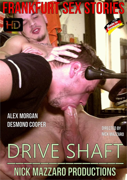 Drive Shaft Boxcover