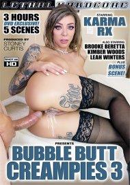 Bubble Butt Creampies 3