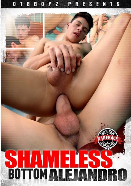 Shameless Bottom Alejandro Boxcover