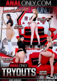Anal Only Tryouts Porn Movie