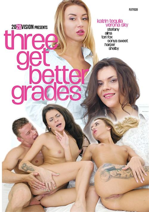 Three Get Better Grades