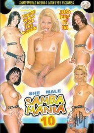 She Male Samba Mania 10 Porn Video