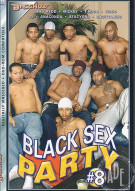 Black Sex Party #8 Porn Movie