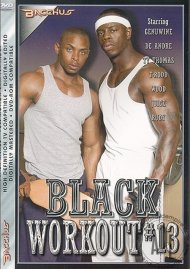 Black Workout #13 Porn Movie