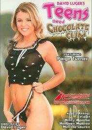 Teens Need Chocolate Cum Porn Video