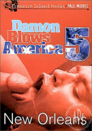 Damon Blows America 5 Porn Video