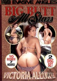 Big Butt All Stars: Victoria Allure Porn Video
