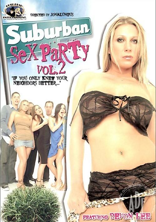 Suburban Sex Party Vol. 2