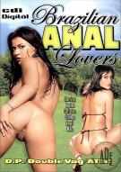 Brazilian Anal Lovers Porn Movie