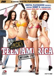 Teen America: Mission #19