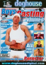 Boys Casting Vol. 6 image