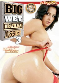Big Wet Brazilian Asses! 3 image