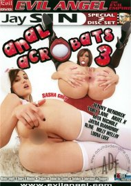 Anal Acrobats #3 Porn Movie