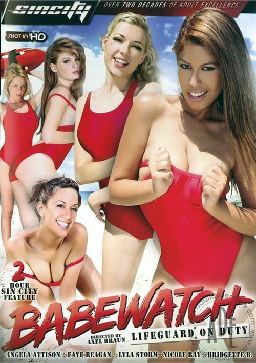 Lifeguard porn movie
