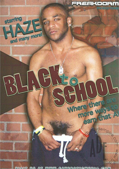 Black To School Boxcover