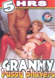 Granny Pussy Shavers image