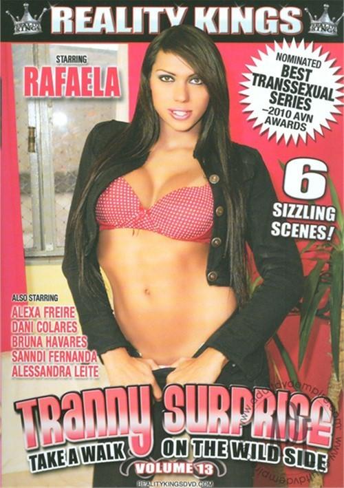 Korey recommend best of surprise tranny freire alexia