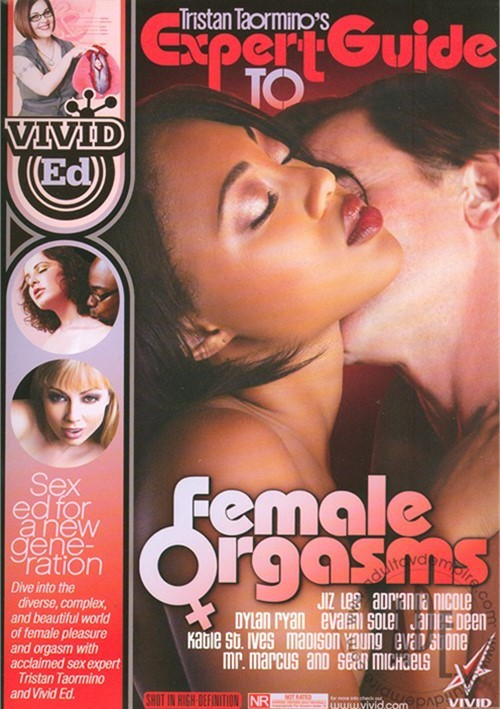 Tristan Taormino's Expert Guide To Female Orgasms Boxcover