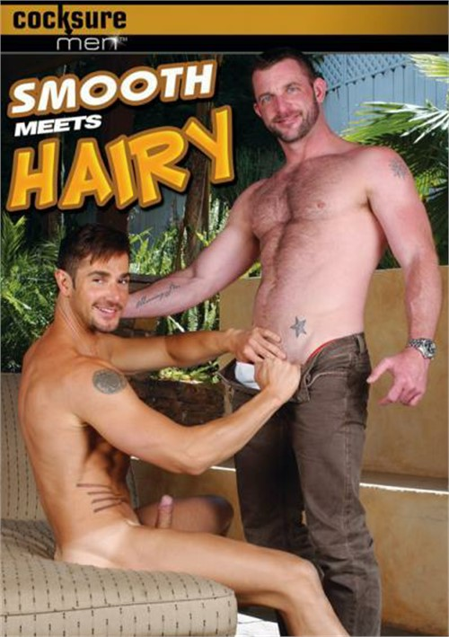 Smooth Meets Hairy Boxcover