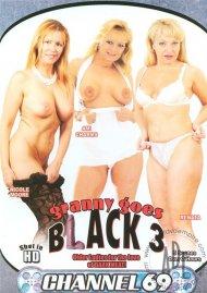 Granny Goes Black 3 Porn Movie