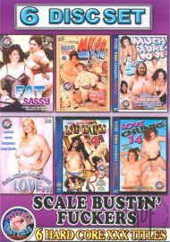 Scale Bustin Fuckers 6 Disc Set Porn Movie