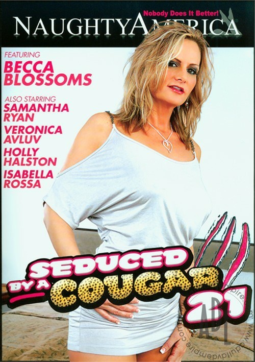 Seduced By A Cougar Vol. 21