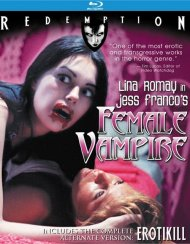 Female Vampire: Remastered Edition Gay Cinema Movie