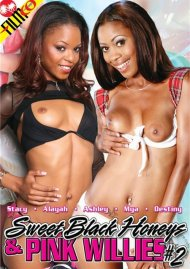 Sweet Black Honeys & Pink Willies #2