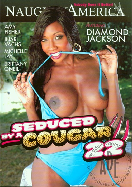 Seduced By A Cougar Vol. 22