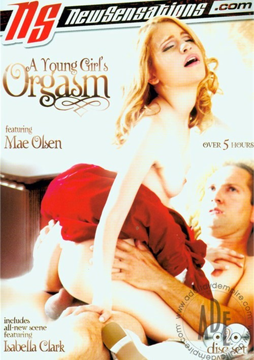 Young Girl's Orgasm, A Boxcover