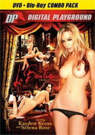 La Boutique (DVD + Blu-ray Combo)