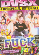 Fuck Party 4-Pack Porn Movie