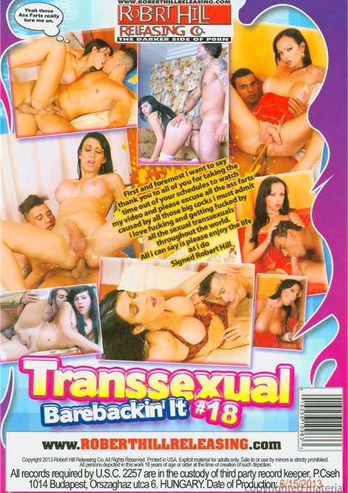 transsexual barebackin