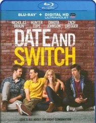 Date And Switch (Blu-ray + UltraViolet) Gay Cinema Movie