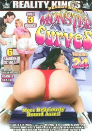 Buy Monster Curves Vol. 24