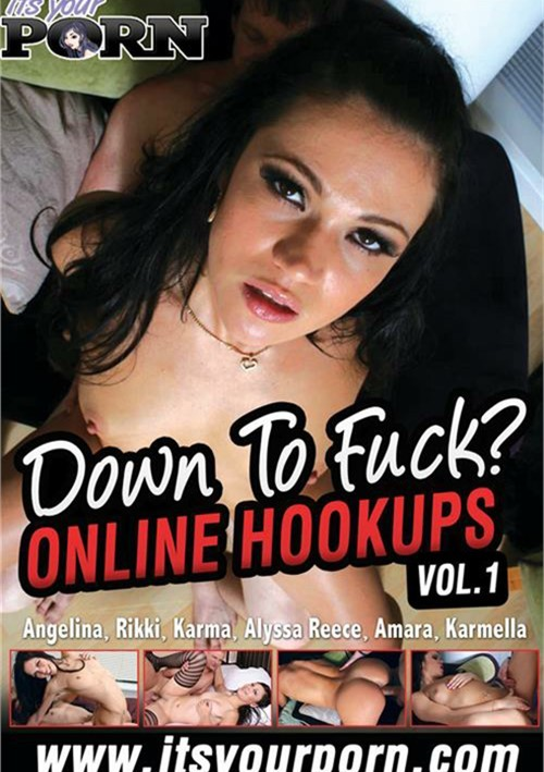 This online pussy hukups for