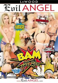 BAM: Blonde Anal MILFs